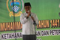 Peringatan Maulid Nabi Besar Muhammad SAW 1441 H Keluarga Besar Dinas Ketahanan Pangan dan Peternakan  Provinsi Sumatera Utara