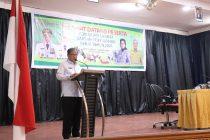 Forum Organisasi Perangkat Daerah (OPD) Penyusunan Renja Tahun 2021 Dinas Ketahanan Pangan dan Peternakan Provinsi Sumatera Utara.
