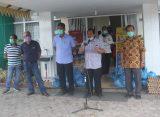 Indahnya Berbagi, Dinas Ketahanan Pangan dan Peternakan Salurkan Bantuan