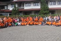 ASN Dinas Ketahanan Pangan dan Peternakan Provinsi Sumatera Utara Tingkatkan Kebersamaan lewat acara OUTBOUND……