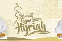 SELAMAT TAHUN BARU HIJRIAH (1 MUHARRAM 1442 H)