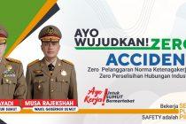AYO WUJUDKAN! ZERO ACCIDENT