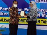 DKPP Terima Penghargaan dari KPPN