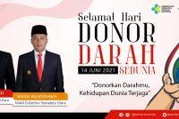 Selamat Hari Donor Darah Sedunia
