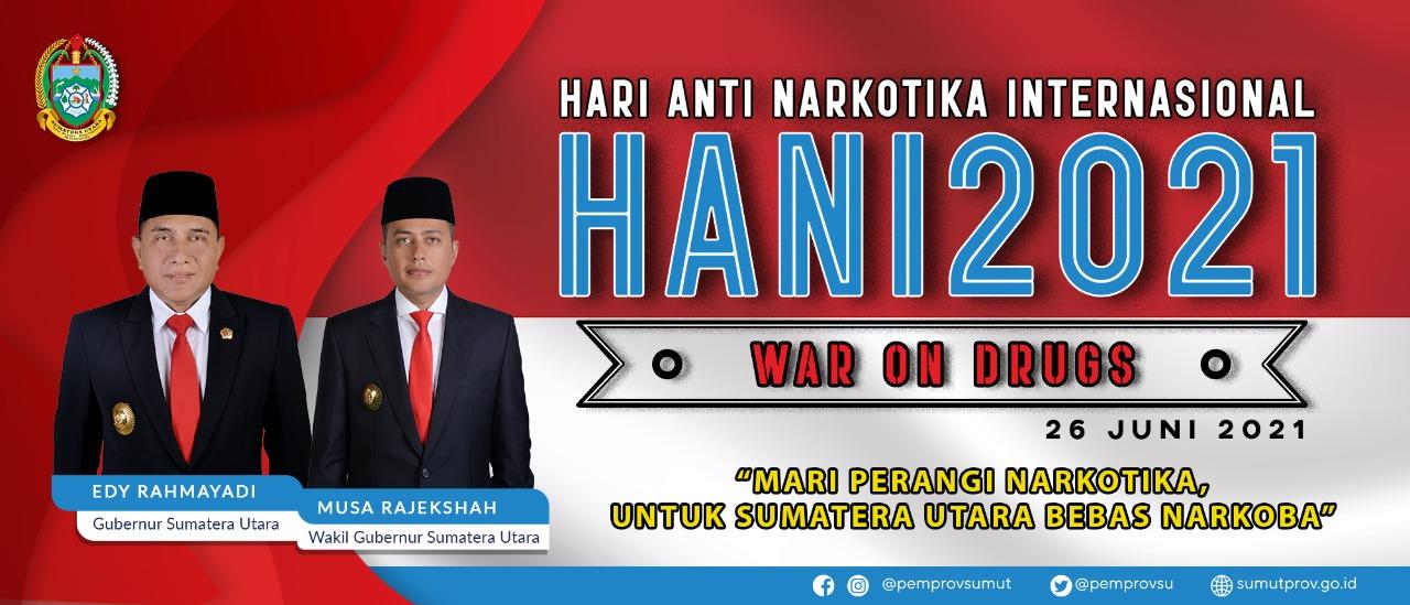 Hari Anti Narkotika (HANI 2021)
