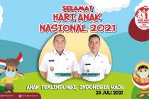 Selamat Hari Anak Nasional 2021