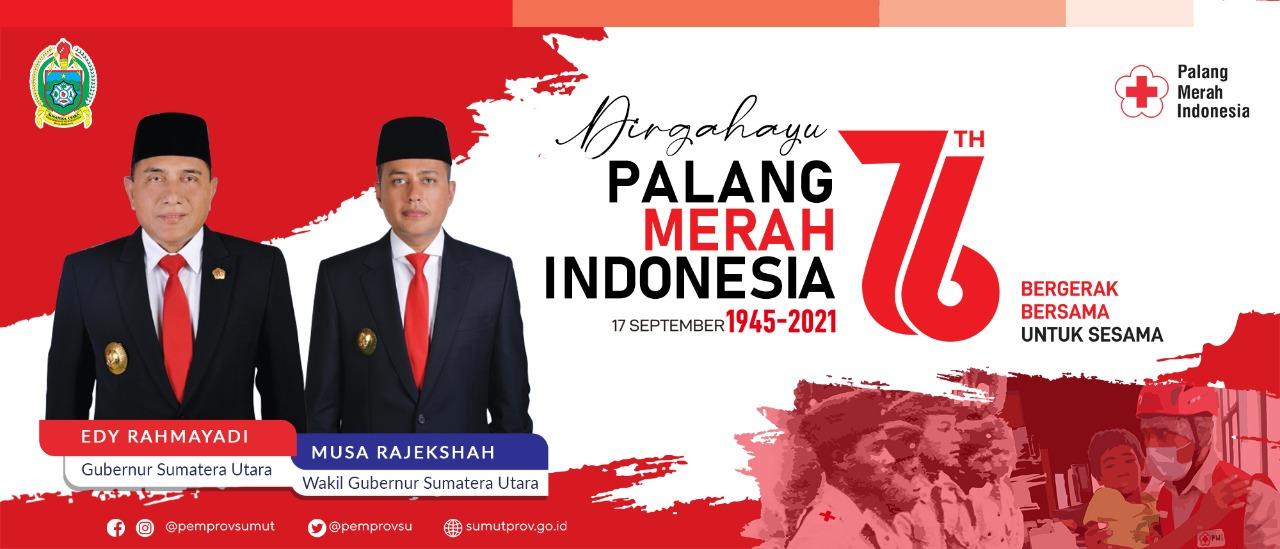 Dirgahayu Palang Merah Indonesia